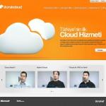 DorukCloud Web Sitesi 01