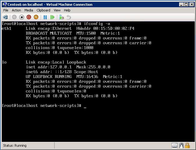 Yusuf Ozturk » eth name changes after Hyper-V Linux IS v3 1